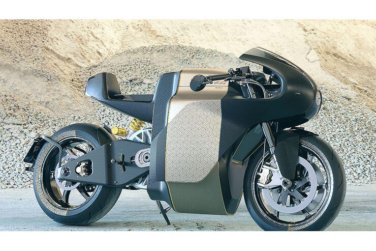 soralea manx 7 Elektro Superbike